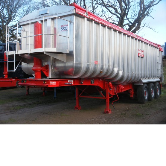 2012 Rothdean ALLOY BULK in Tipper Trailers Trailers