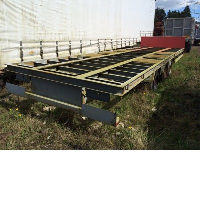 2012 Rothdean FLATBED