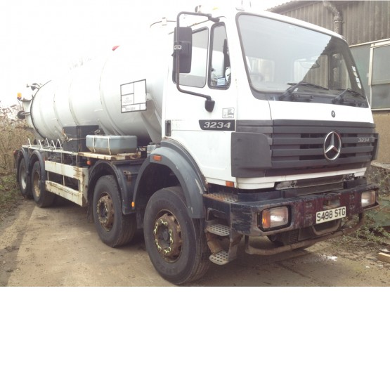 1999 MERCEDES 3234K in Tank Rigid Vehicles
