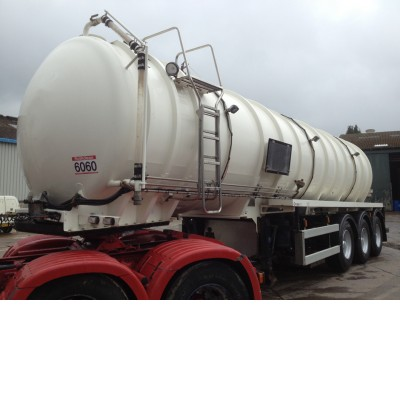2006 CROSSLAND STAINLESS hyd drive