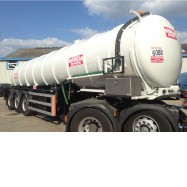2003 WHALE TANKERS 30,000 LIT VACUUM TANK