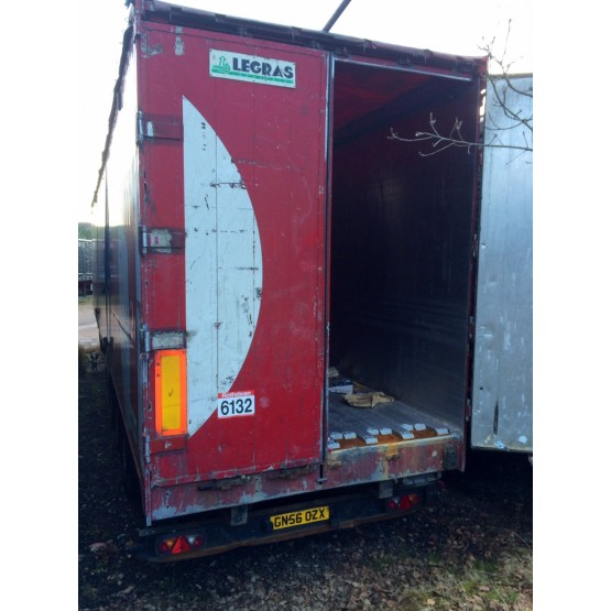 2004 LEGRAS MOVING FLOOR in Ejector & Moving Floor Trailers