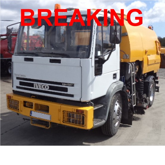 2005 IVECO 130E18 EUROCARGO in Truck Mounted Sweepers