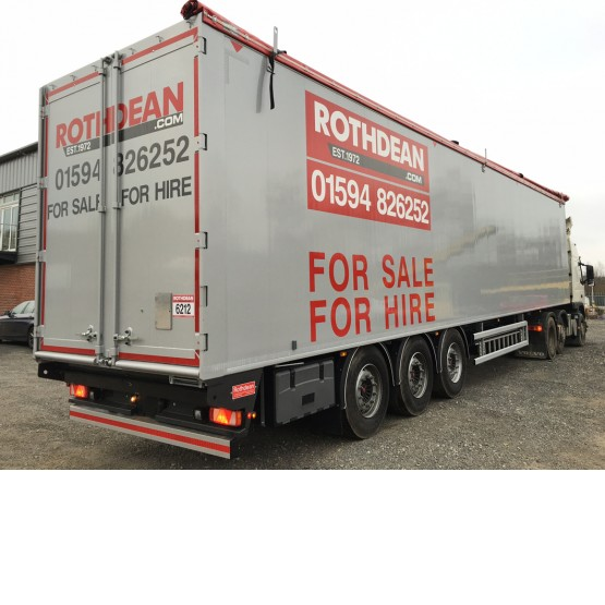 2016 Rothdean MOVING FLOOR in Ejector & Moving Floor Trailers
