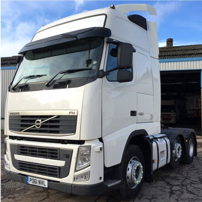 2012 VOLVO FH13-460 GLOBETROTTER