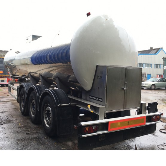 2009 Maisonnneuve MILK RELOAD in Food & Chemical Tankers Trailers