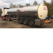 2004 MAGYAR MILK COLLECTION TANK