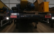 1995 Montracon low loader