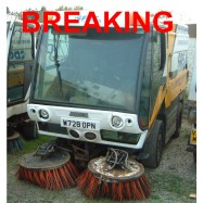 2000 JOHNSTON 5000 ROAD SWEEPER