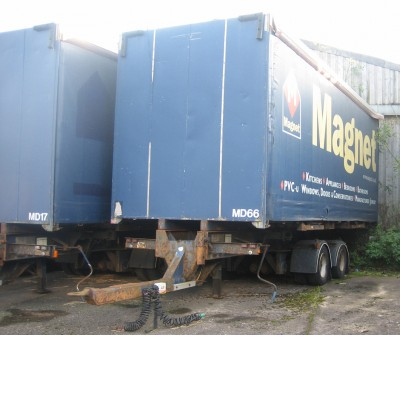 2000 Tinsley DRAWBAR