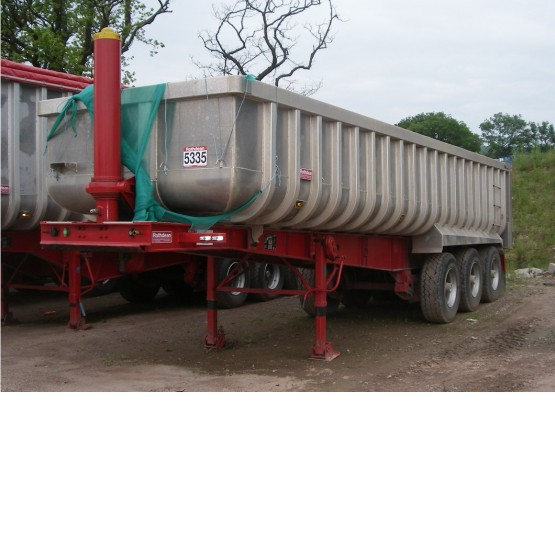 2011 Rothdean AGG ALLOY in Tipper Trailers Trailers