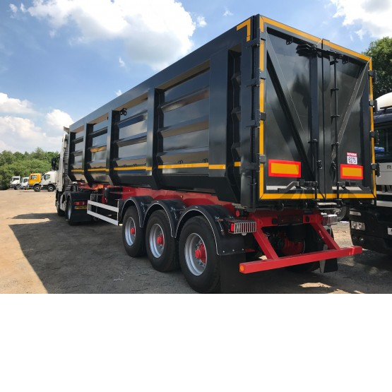 2017 Rothdean STEEL ACCORDIAN in Tipper Trailers Trailers