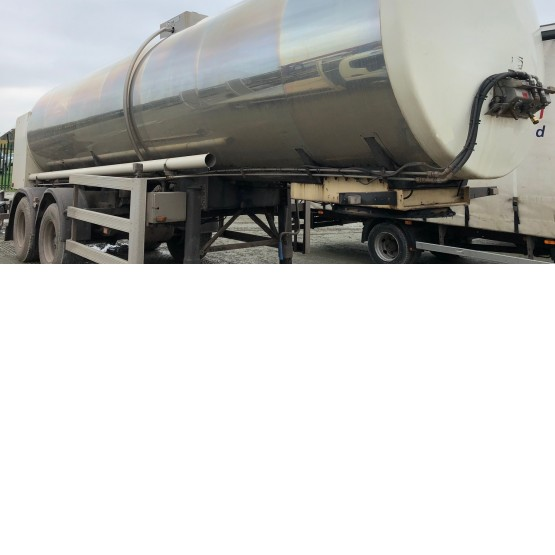2003 Crossland  in Food & Chemical Tankers Trailers