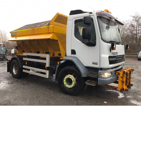 2010 DAF  in Gritters