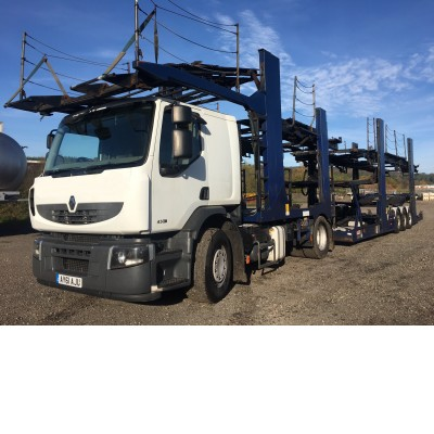 2011 RENAULT PREMIUM 430DX ALLIANCE 430-19 SL