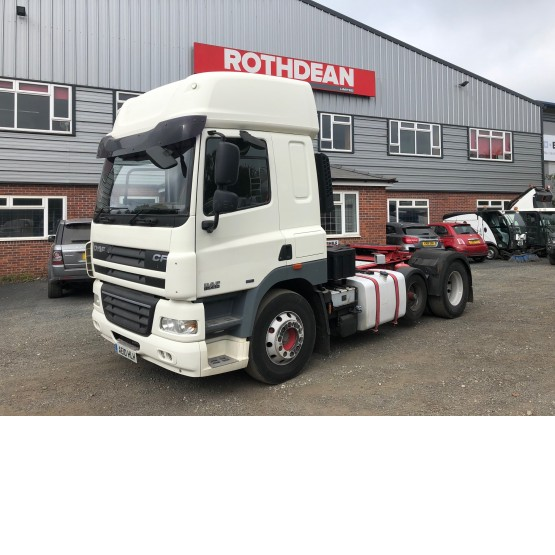 2010 DAF CF85-410 in 6x2 Tractor Units