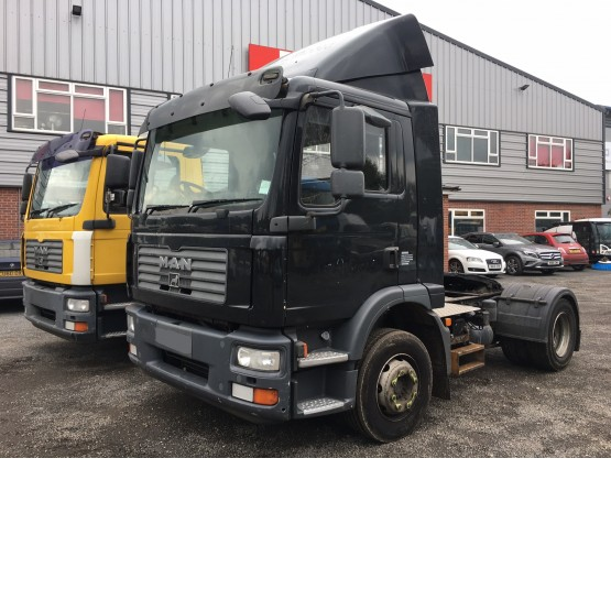 2007 MAN TG-M15-240 in 4x2 Tractor Units