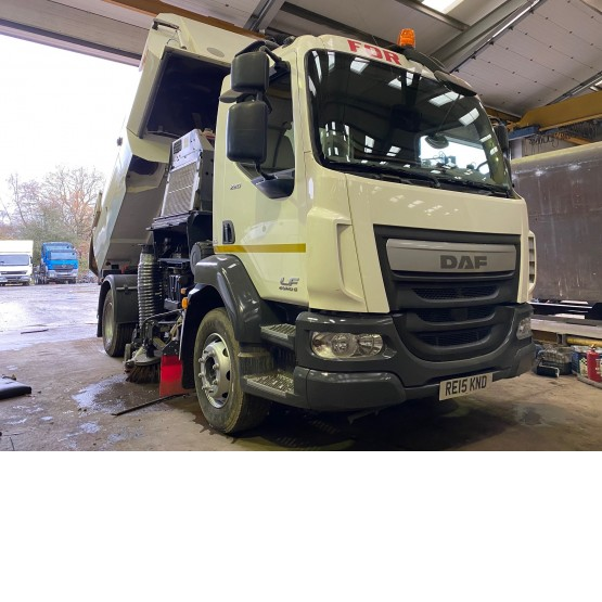 2015 DAF LF55-220 EURO 6 in Truck Mounted Sweepers