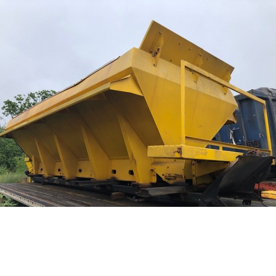 0 ECON 9 GRITTER BODY in Gritters