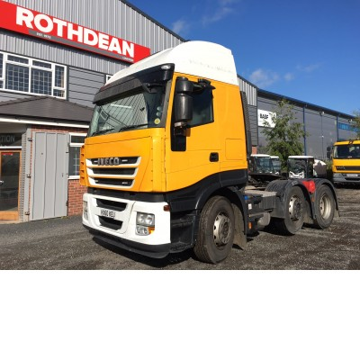 2010 IVECO STRALIS ACTIVE SPACE