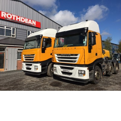 2009 IVECO STRALIS ACTIVE SPACE