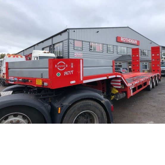 2018 SECSAN  in Lowloaders Trailers