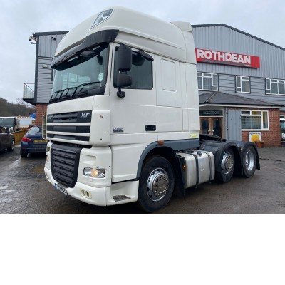2011 DAF XF105-460 SUPER SPACE CAB